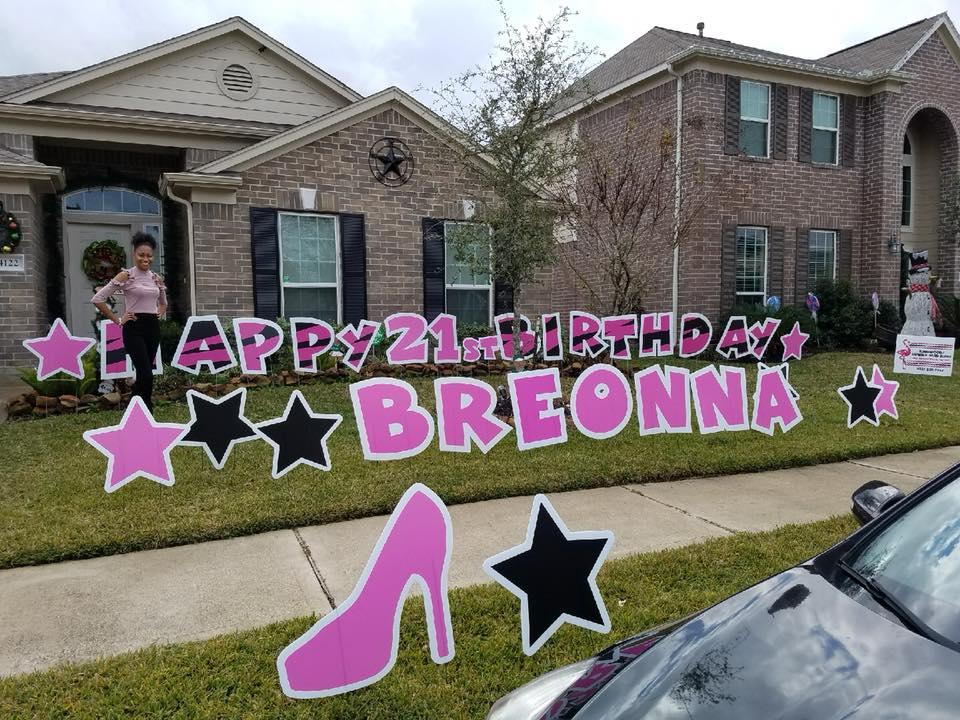 happy birthday breonna